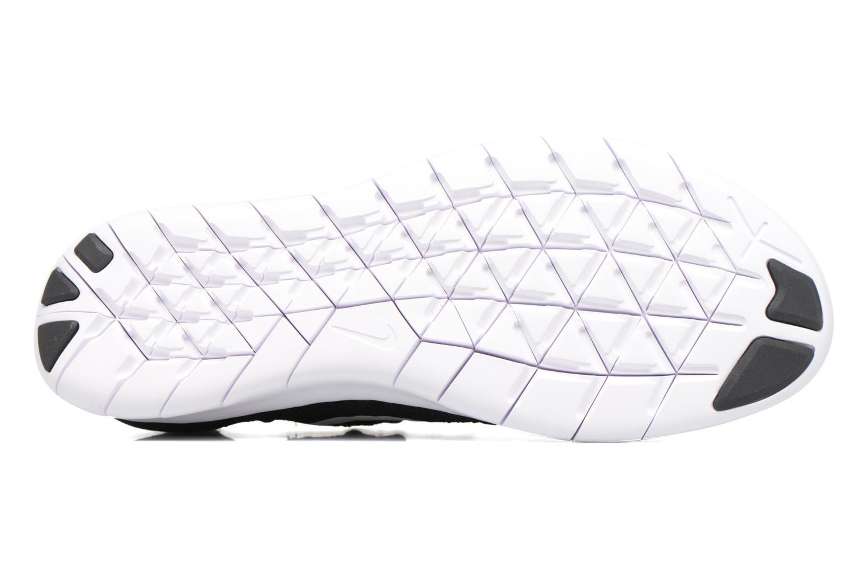 Scarpe sportive Nike Wmns Nike free Rn Flyknit 2017 Nero immagine dall'alto