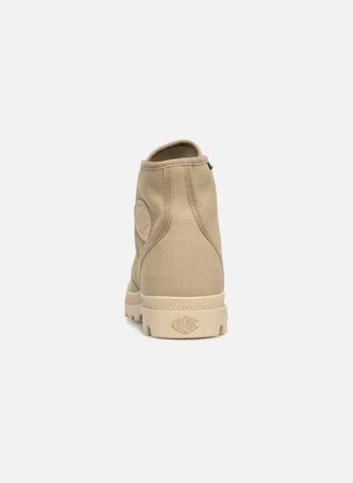 Sneakers Palladium Pampa Hi Orig U Bianco immagine destra