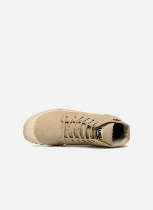 Sneakers Palladium Pampa Hi Orig U Bianco immagine sinistra