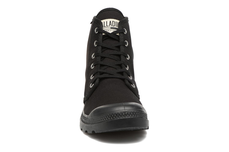Sneakers Palladium Pampa Hi Orig U Sort se skoene på