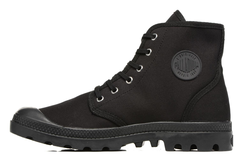 Sneakers Palladium Pampa Hi Orig U Sort se forfra