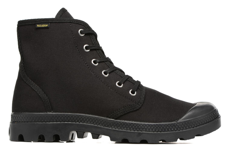 Sneakers Palladium Pampa Hi Orig U Sort se bagfra