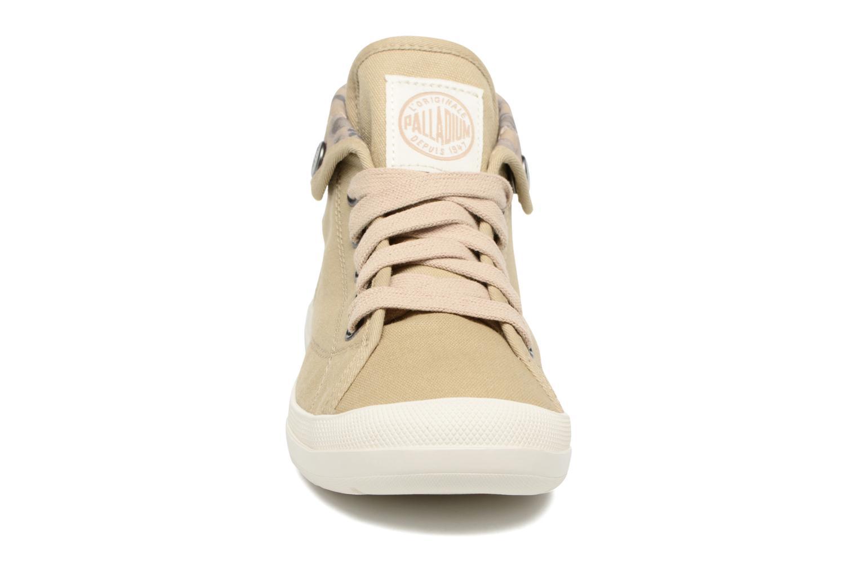 Sneakers Palladium Aventure Grøn se skoene på