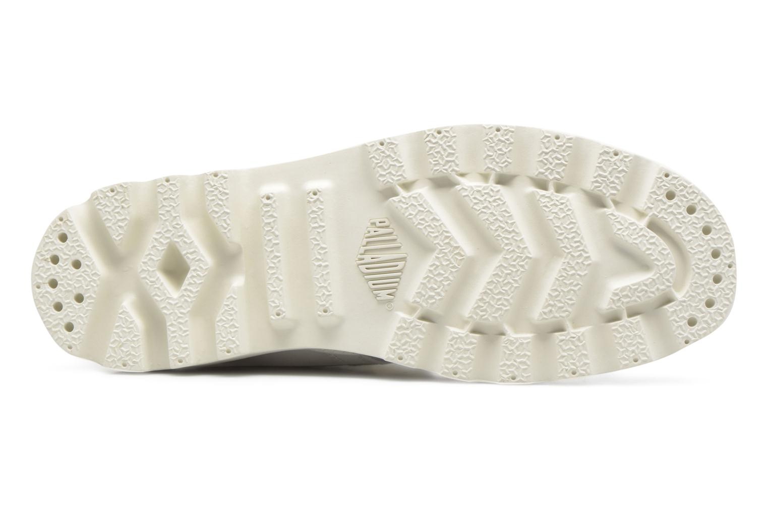 Trainers Palladium Baggy Twl F White view from above