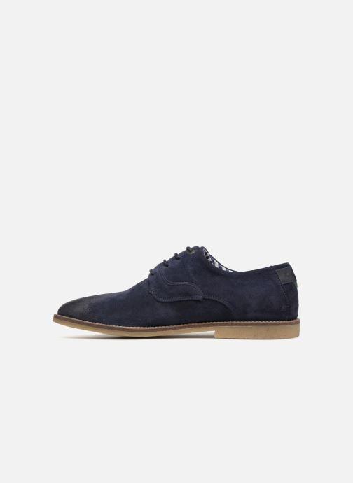 Chaussures à lacets Kickers Bachalcis Bleu vue face
