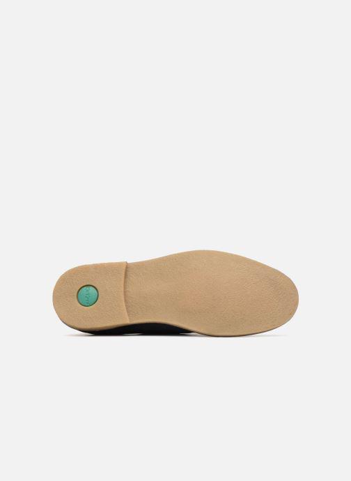 Chaussures à lacets Kickers Bachalcis Bleu vue haut