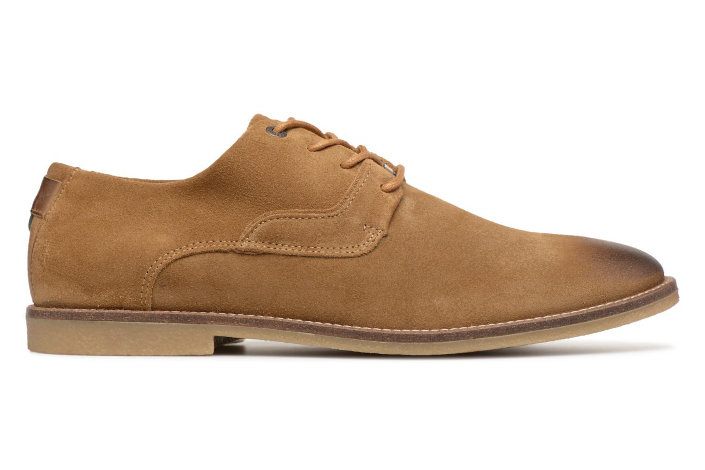 Chaussures à lacets Kickers Bachalcis Beige vue derrière