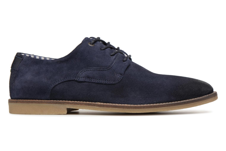 Chaussures à lacets Kickers Bachalcis Bleu vue derrière