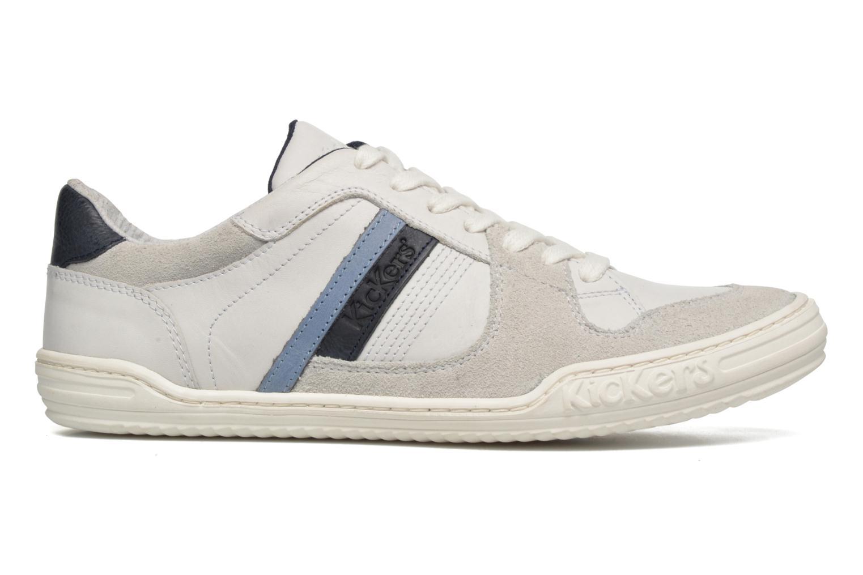 Sneakers Kickers Jexprime Wit achterkant