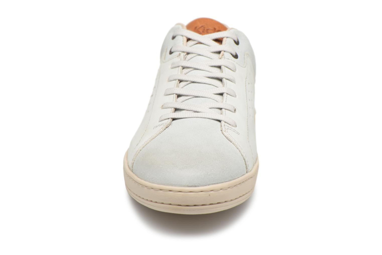 Sneaker Kickers Sniff weiß schuhe getragen