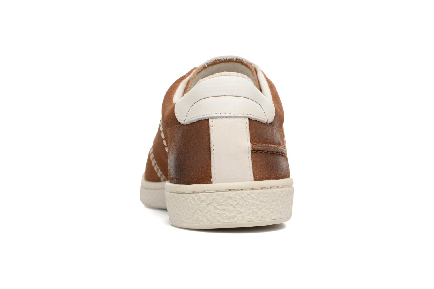 Baskets Kickers San Jose Marron vue droite