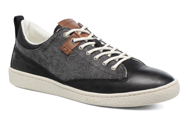 Sneakers Kickers Santa Fe Nero vedi dettaglio/paio
