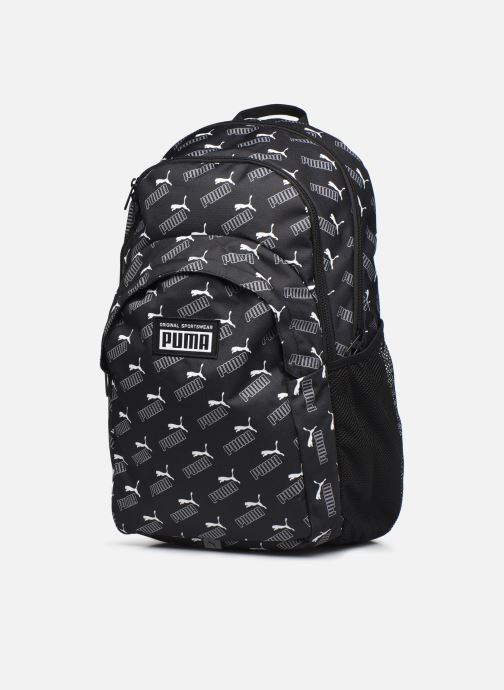 Mochilas Puma Academy Backpack Negro vista del modelo