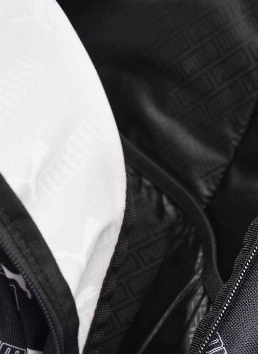 Mochilas Puma Academy Backpack Negro vistra trasera