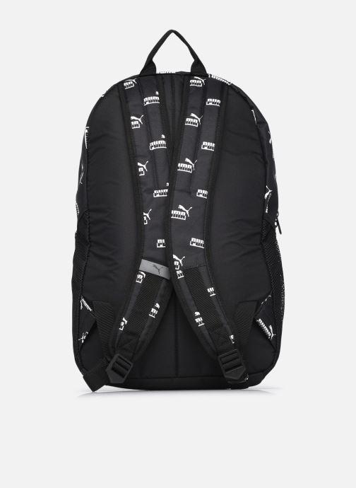 Mochilas Puma Academy Backpack Negro vista de frente