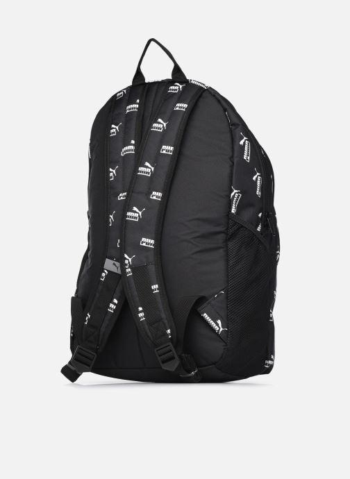 Rucksäcke Puma Academy Backpack schwarz ansicht von rechts