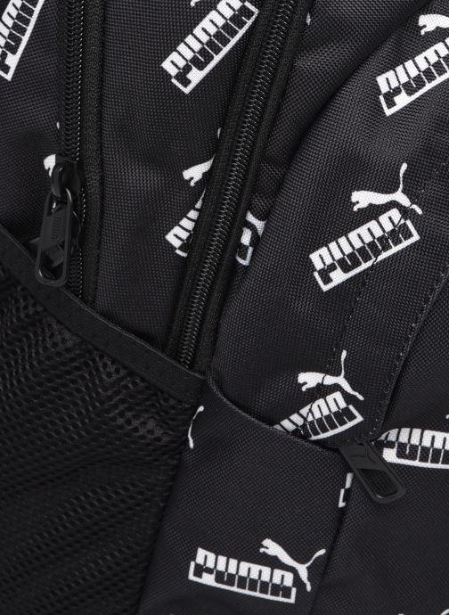 Rucksäcke Puma Academy Backpack schwarz ansicht von links