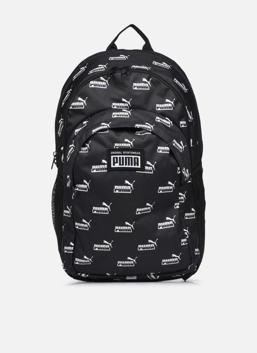 Mochilas Puma Academy Backpack Negro vista de detalle / par