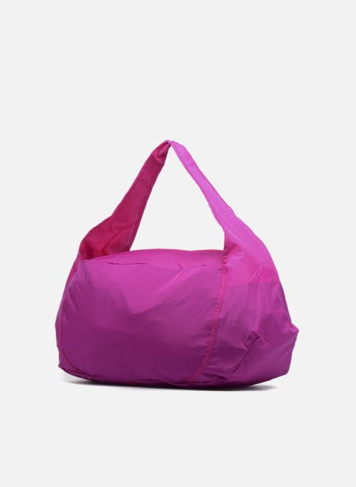 Sporttassen Puma Studio Barrel Bag Roze rechts