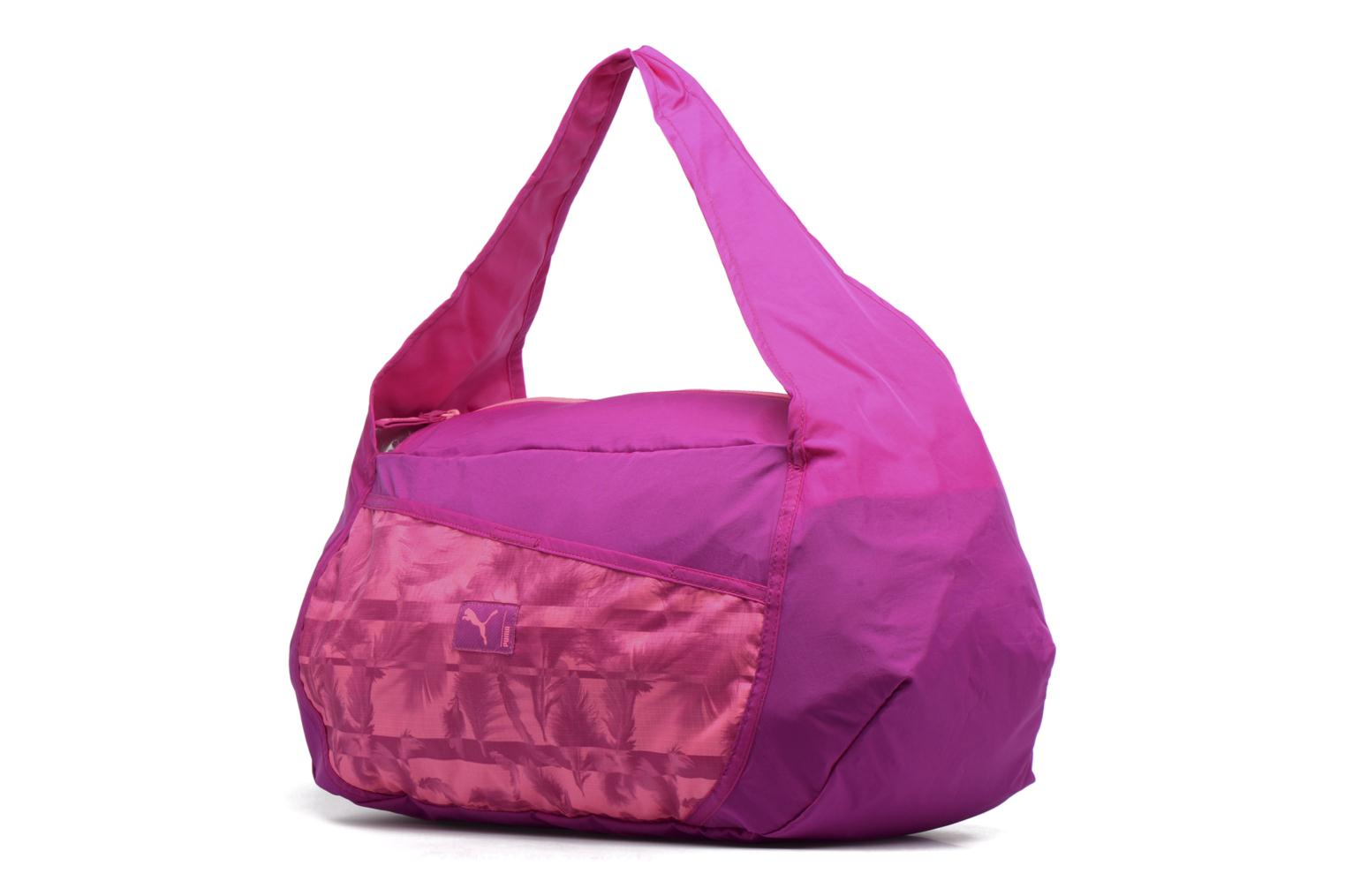 Sporttassen Puma Studio Barrel Bag Roze model