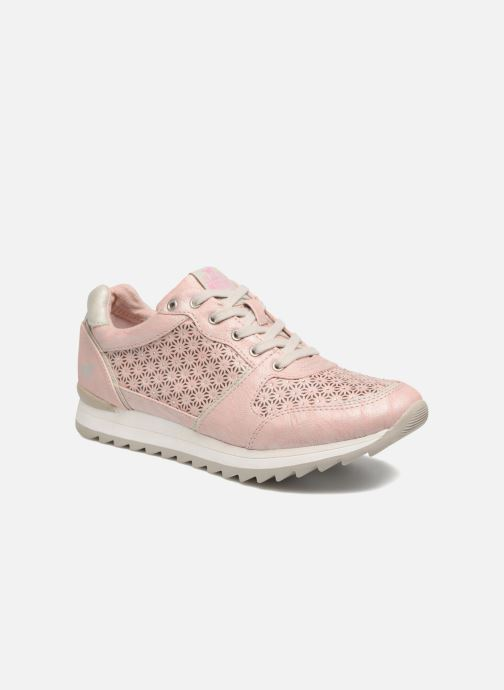 Sneaker Mustang shoes Cacilia rosa detaillierte ansicht/modell