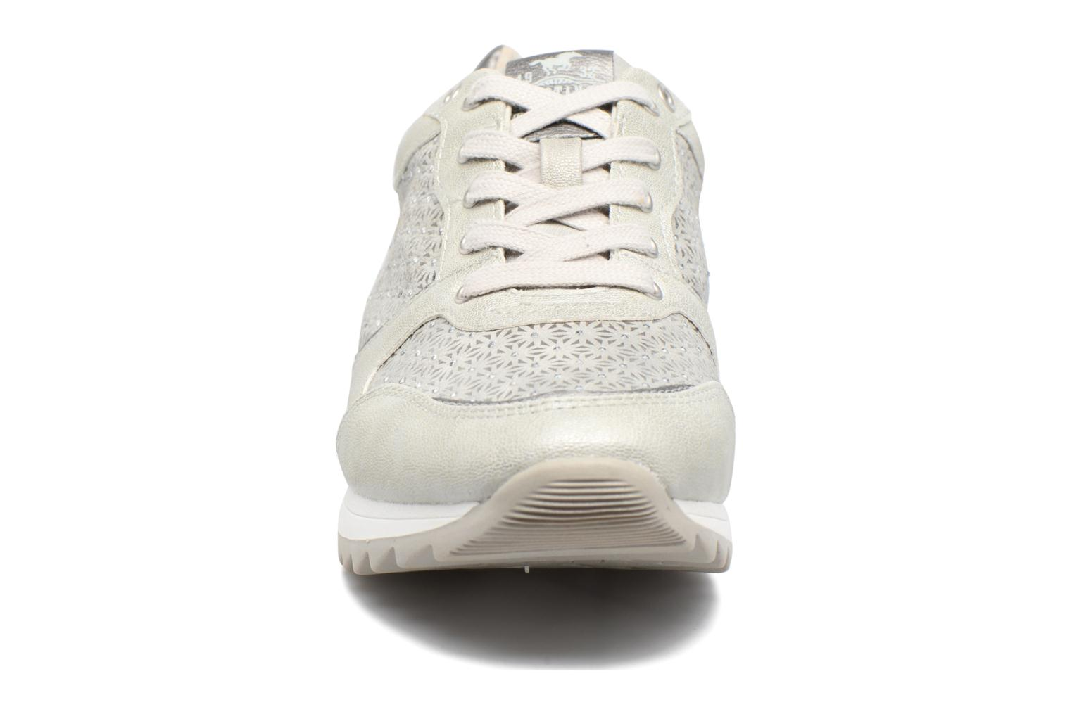 Sneakers Mustang shoes Cacilia Zilver model