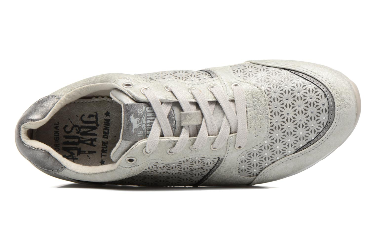 Sneakers Mustang shoes Cacilia Zilver links