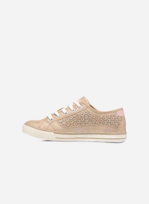 Mustang Baskets Verena Gris Taupe Shoes 67Ygybf