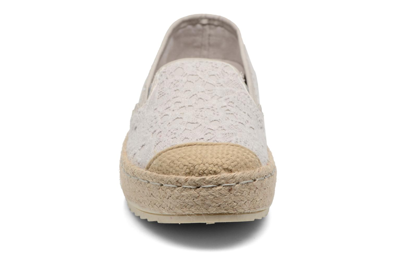 Espadrilles Mustang shoes Liese Grey model view