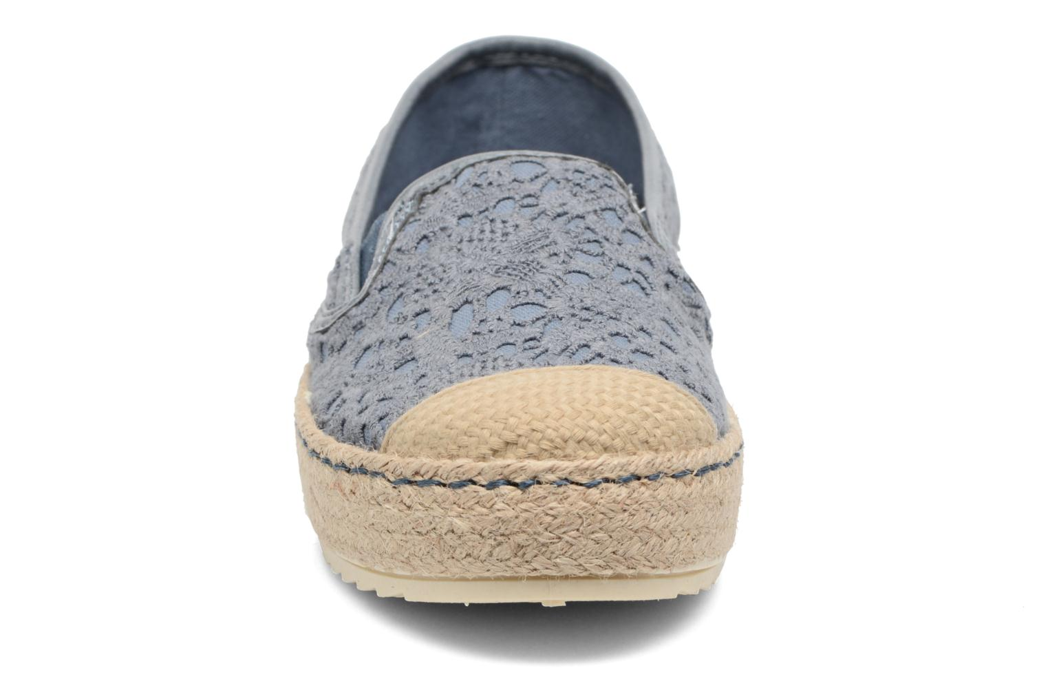 Espadrilles Mustang shoes Liese Blue model view