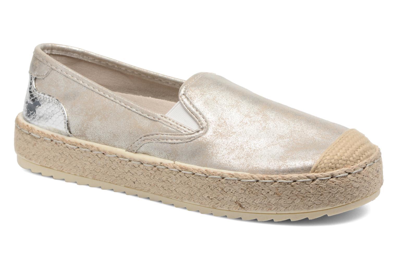 Scarpe di corda Mustang shoes Kathe Oro e bronzo vedi dettaglio/paio