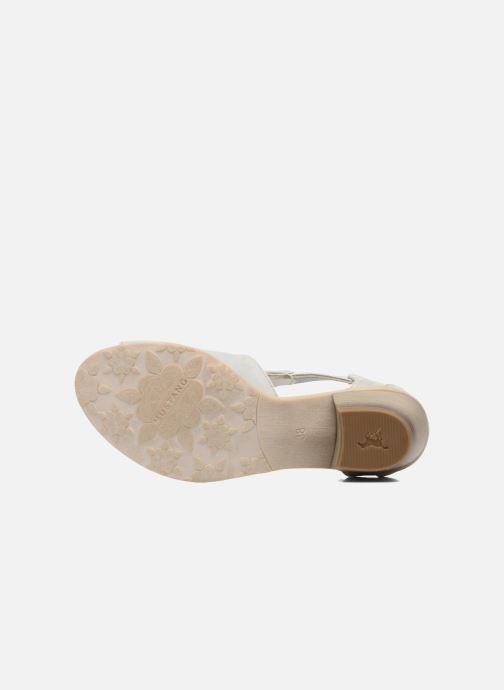 Stivaletti e tronchetti Mustang shoes Theda Argento immagine dall'alto