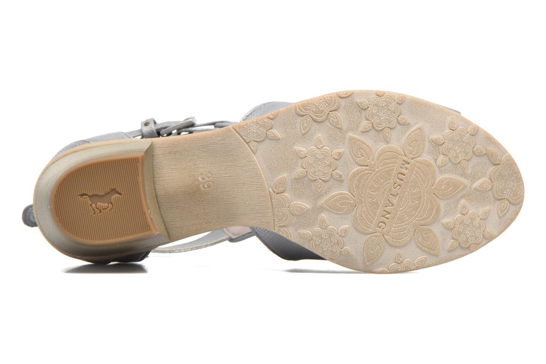 Boots en enkellaarsjes Mustang shoes Theda Grijs boven