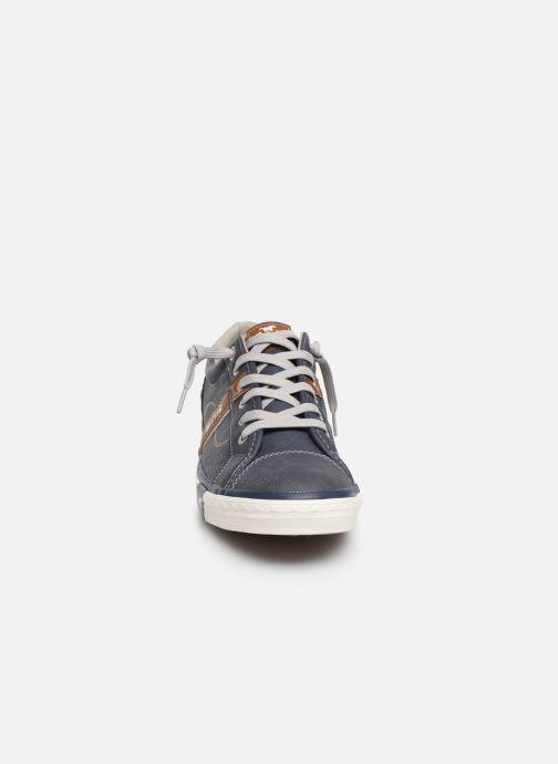 Ralf Chez Shoes bleu 294273 Baskets Mustang aPRHZn