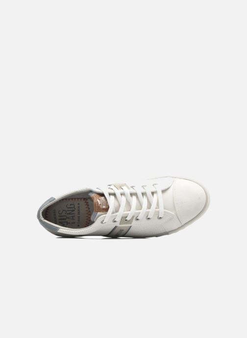 Sneakers Mustang shoes Ralf Bianco immagine sinistra