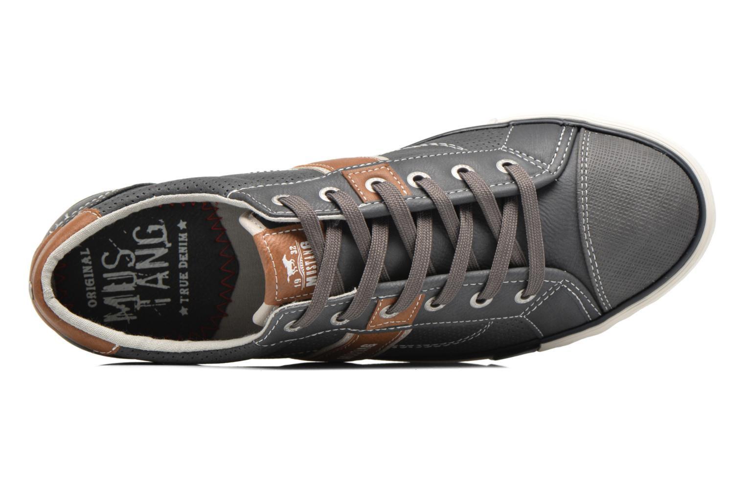 Sneakers Mustang shoes Ralf Grigio immagine sinistra