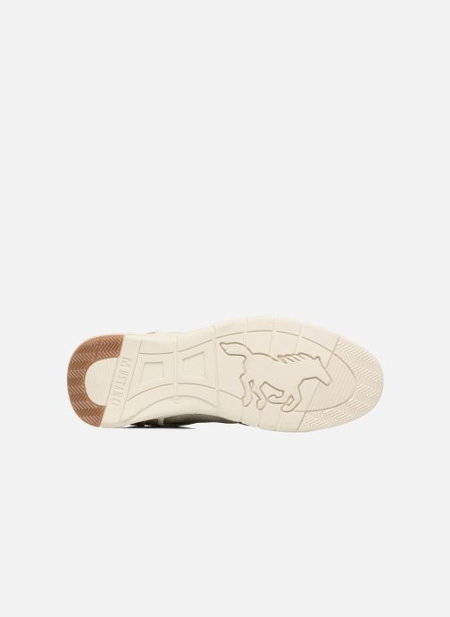 Sneakers Mustang shoes Felix Grigio immagine dall'alto