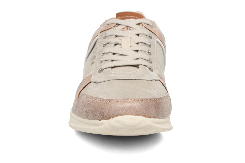 Baskets Mustang shoes Felix Gris vue portées chaussures