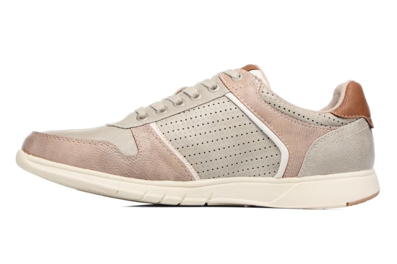 Baskets Mustang shoes Felix Gris vue face