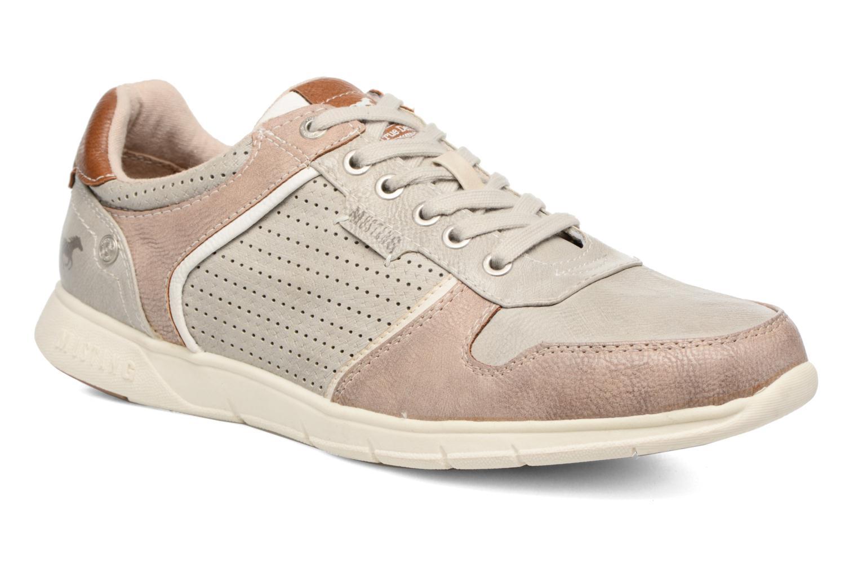 Baskets Mustang shoes Felix Gris vue détail/paire