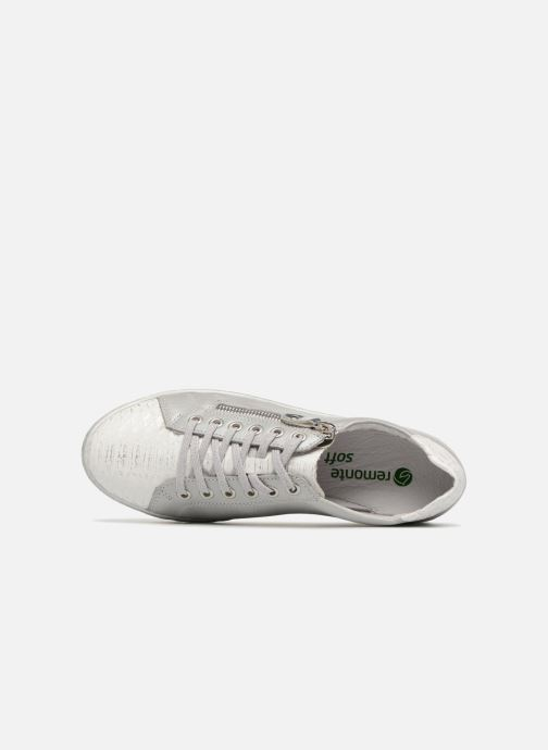 Trainers Remonte Bago D5800 Grey view from the left