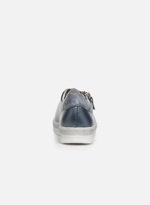Sneakers Remonte Bago Blauw rechts