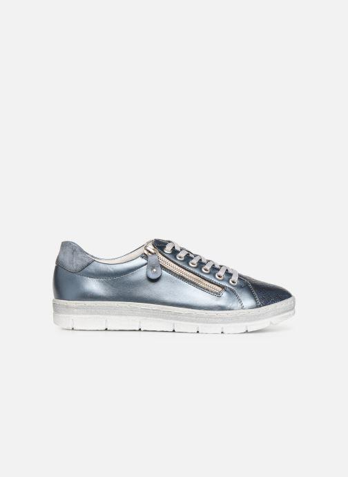Sneakers Remonte Bago Blauw achterkant