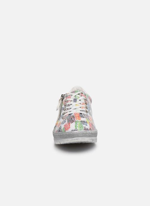 Baskets Remonte Bago Multicolore vue portées chaussures