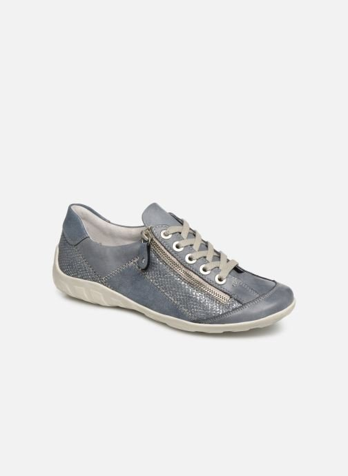 Trainers Remonte Bora R3419 Blue detailed view/ Pair view