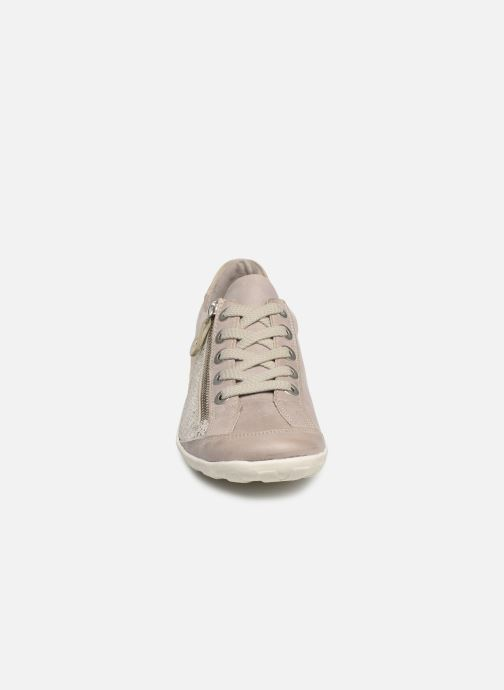 Sneakers Remonte Bora R3419 Grå bild av skorna på