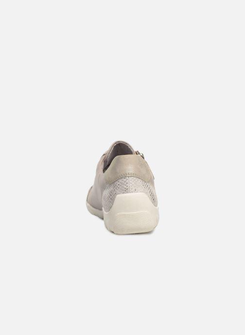 Sneakers Remonte Bora R3419 Grå Bild från höger sidan