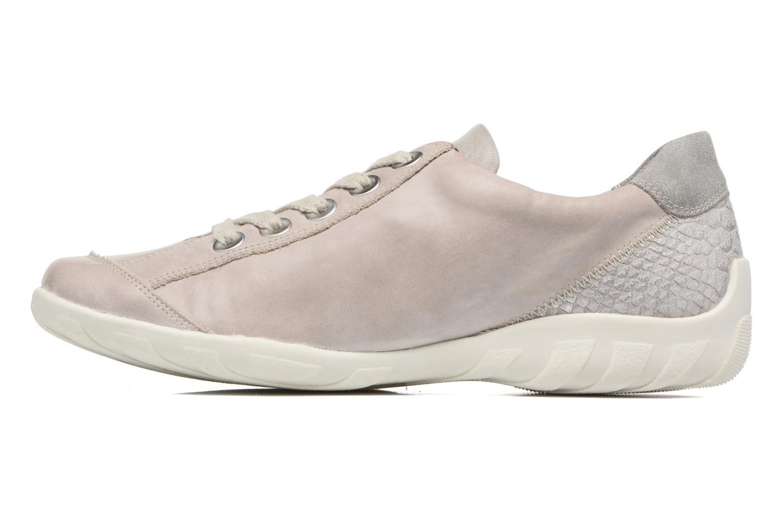 Sneaker Remonte Bora R3419 grau ansicht von vorne