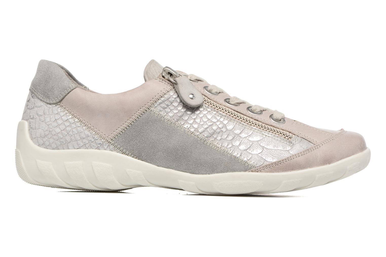 Sneaker Remonte Bora R3419 grau ansicht von hinten