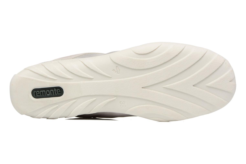 Sneaker Remonte Bora R3419 grau ansicht von oben